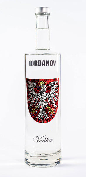 Iordanov Vodka Edition FRANKFURT