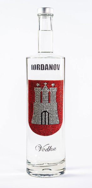Iordanov Vodka Edition HAMBURG