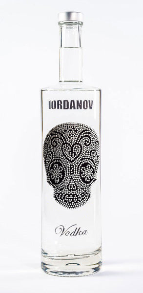 Iordanov Vodka Skull Edition JIMMY
