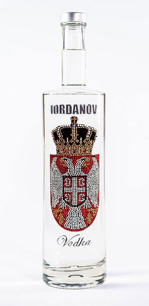 Iordanov Vodka Edition SERBIA
