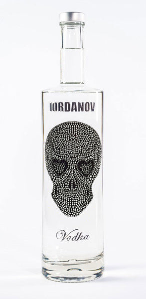 Iordanov Vodka Skull Edition STEEL SKULL