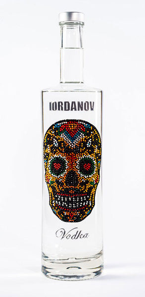 Iordanov Vodka Skull Edition BARBER