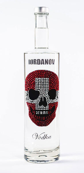 Iordanov Vodka Skull Edition SWISS