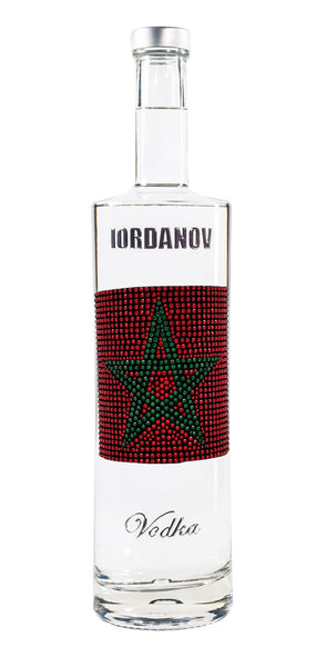 Iordanov Vodka Edition Marokko