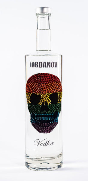 Iordanov Vodka Skull Edition PRISMA