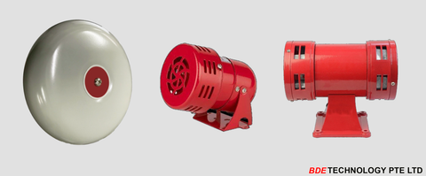 Alarm Bell, Mini Siren, Two Way Siren