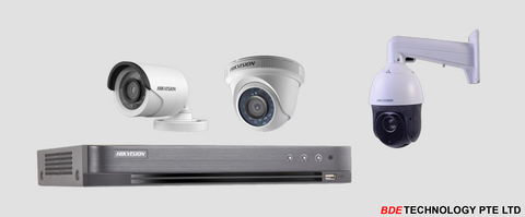 CCTV, Security Camera, Time Attendance