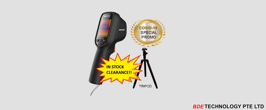 HIK Temperature Scanner