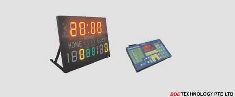 Multi-Scoreboard, Portable Scoreboard, Sports