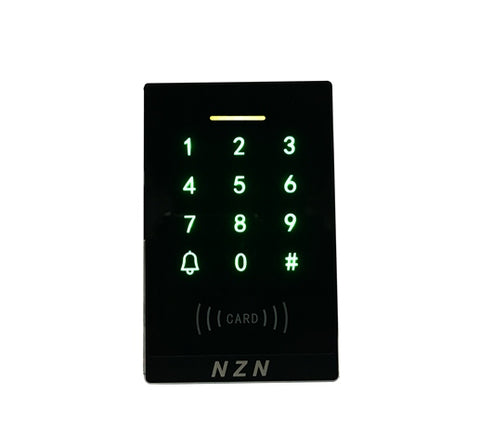 Card Access System - NZN CK-200 LED (Black)