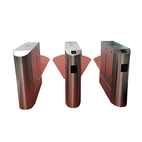 Turnstile Installation - Flap Barrier