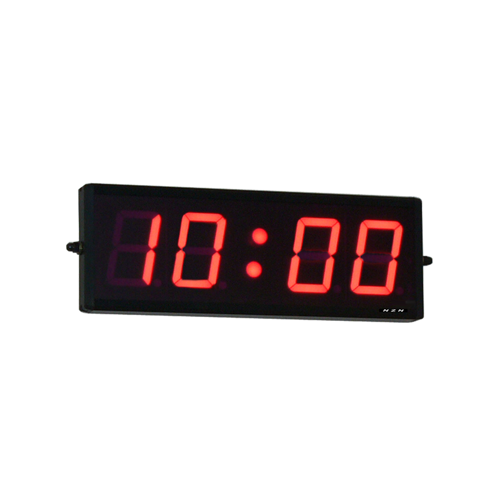 GPS-Synchronized LED Clock (HH:MM)