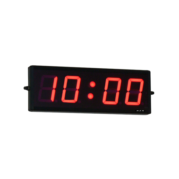 NZN 10CM RED LED Digital Clock HH:MM