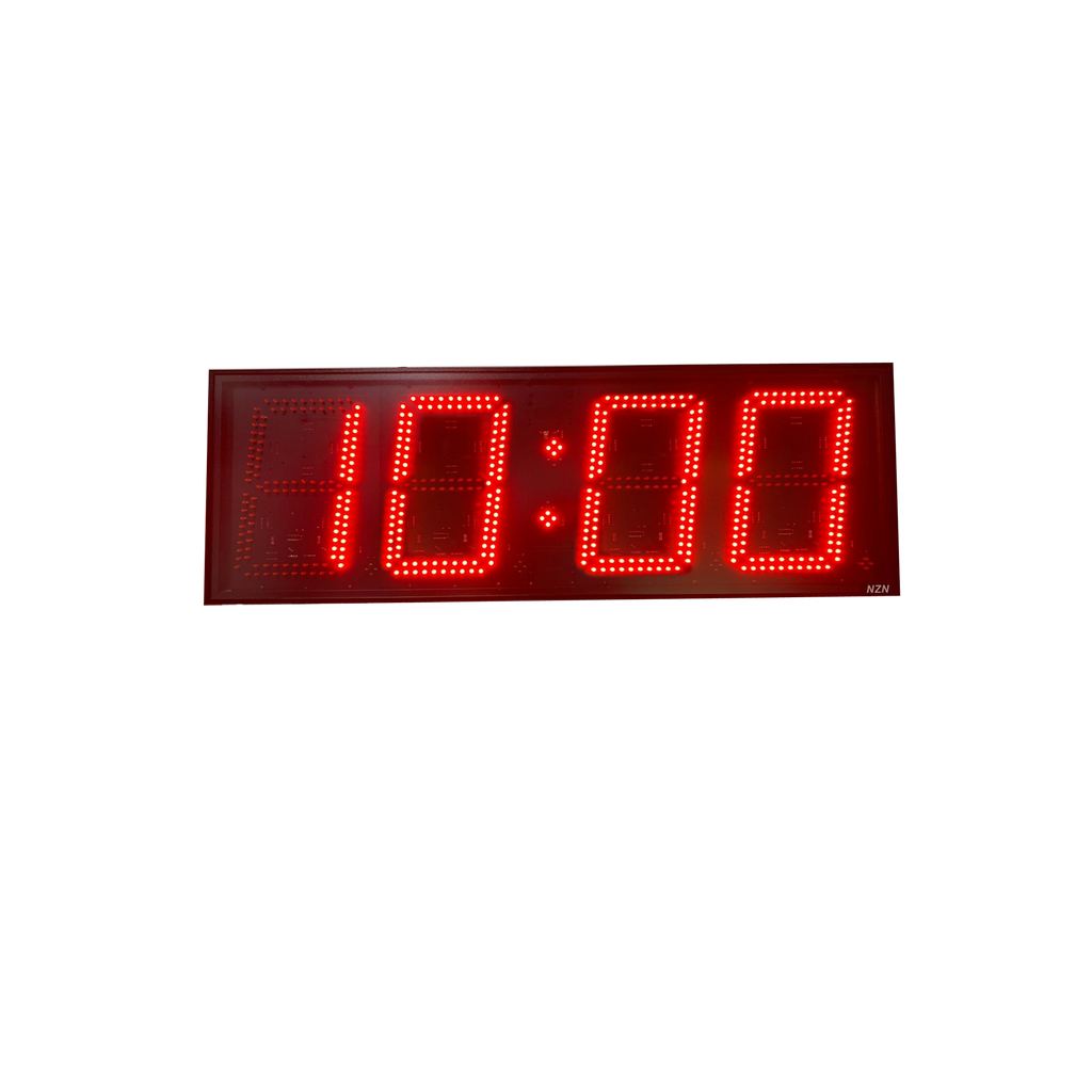 NZN 30CM LED Digital Clock (HH:MM) Indoor