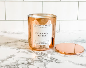 Ultimate Luxe Copper Candle - Made to Order