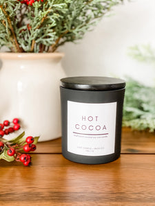 Hot Cocoa - Holiday Signature