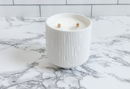 Iris + Ginger - Porcelain Collection
