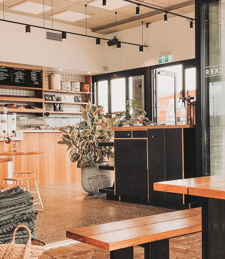 CAFE PARTNERS: Tucker Casuarina