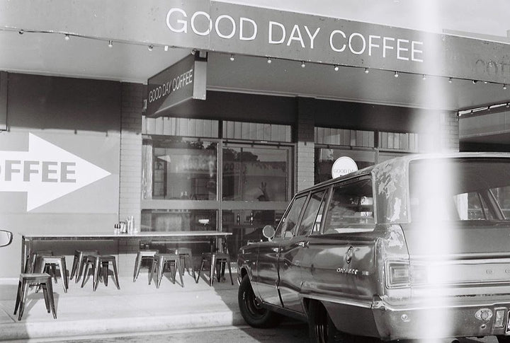 CAFE PARTNERS: Good Day Coffee