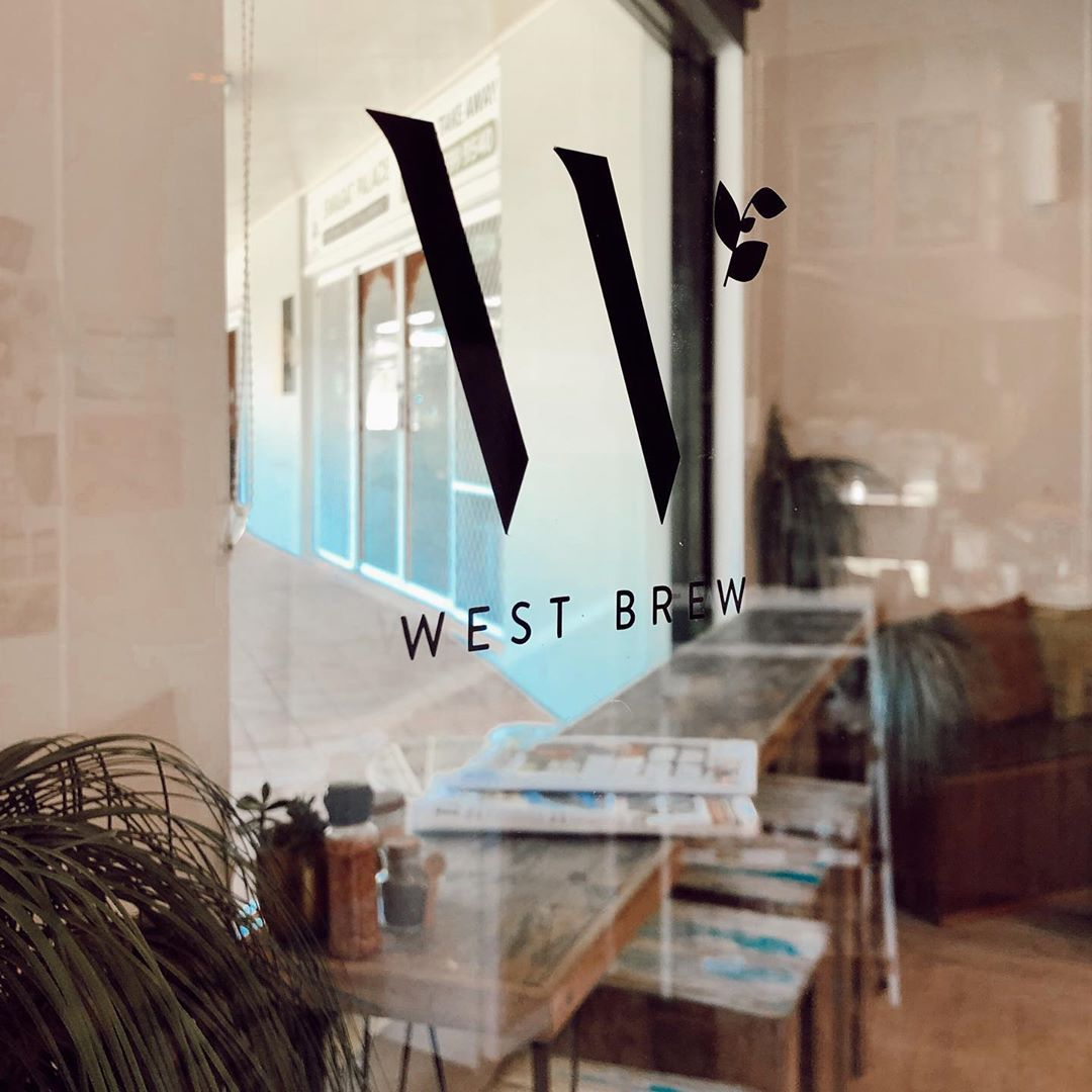 WEST BREW WINDOW