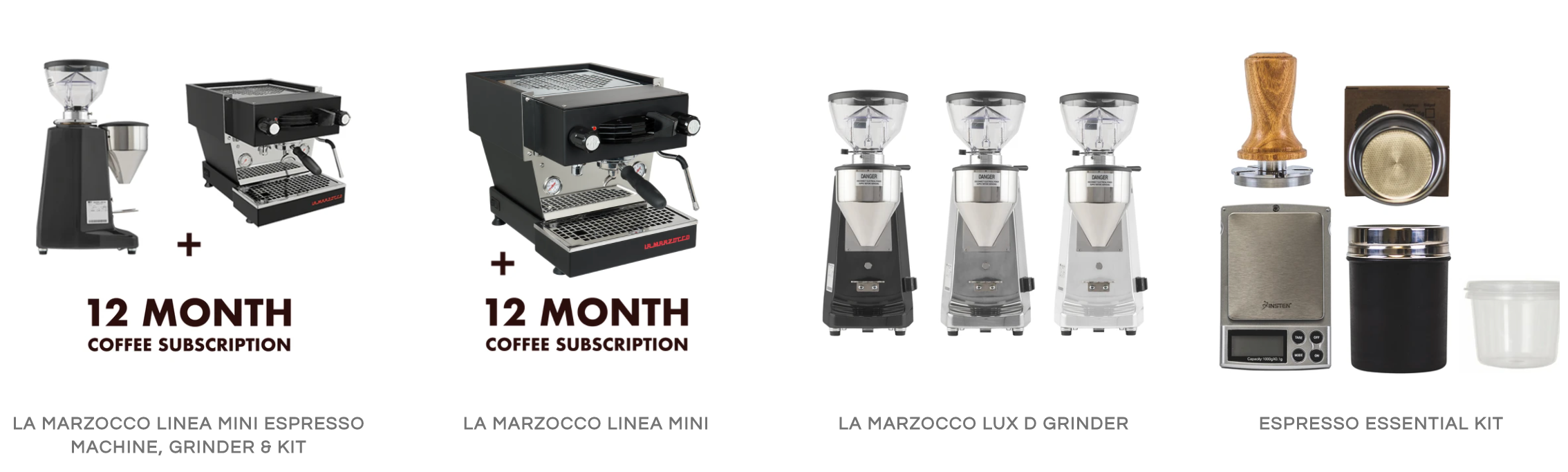 La Marzocco Linea Mini Machine and A Year of free coffee