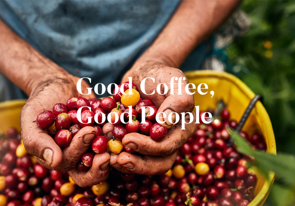 Good coffee good people