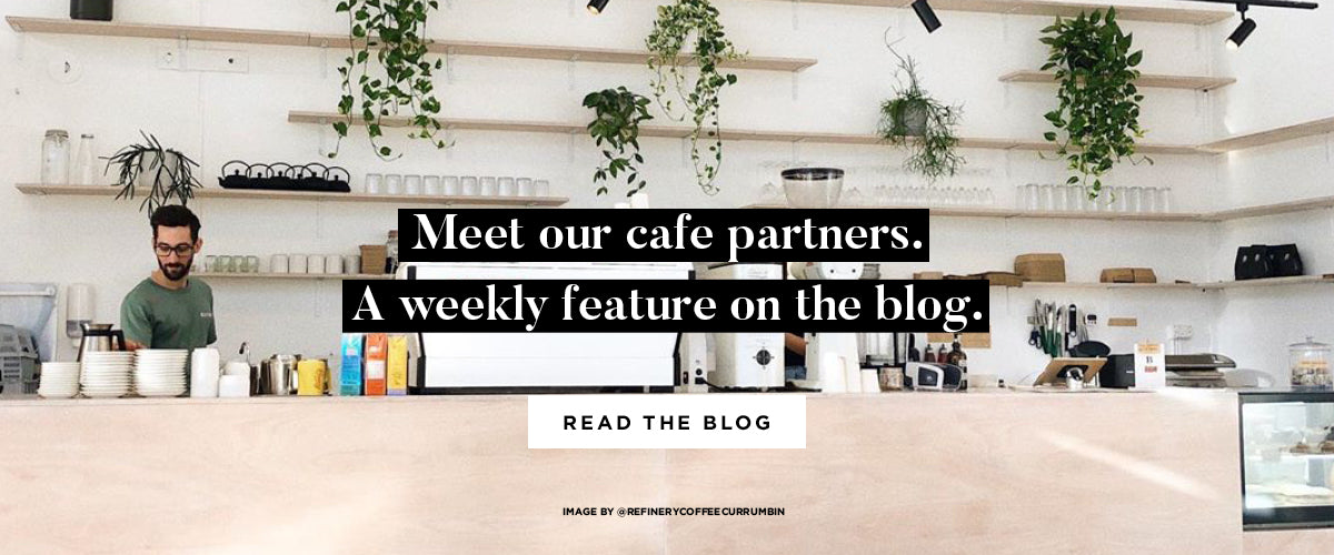 read our cafe partner blog
