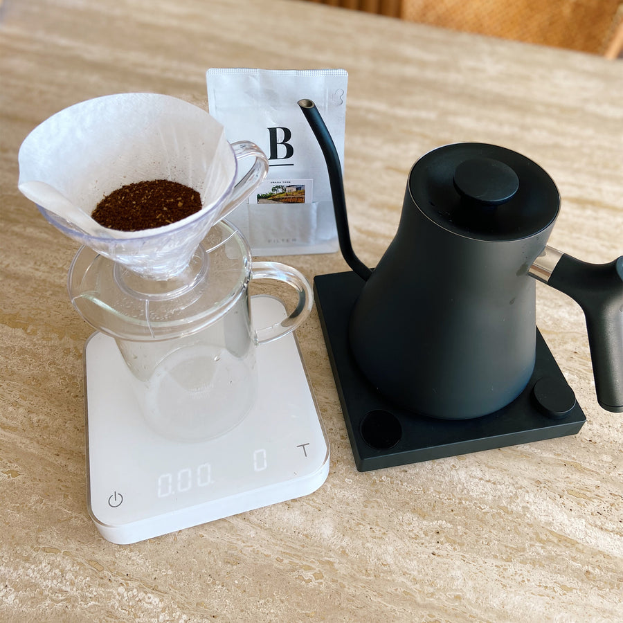Acaia Pearl White Brewing Scales