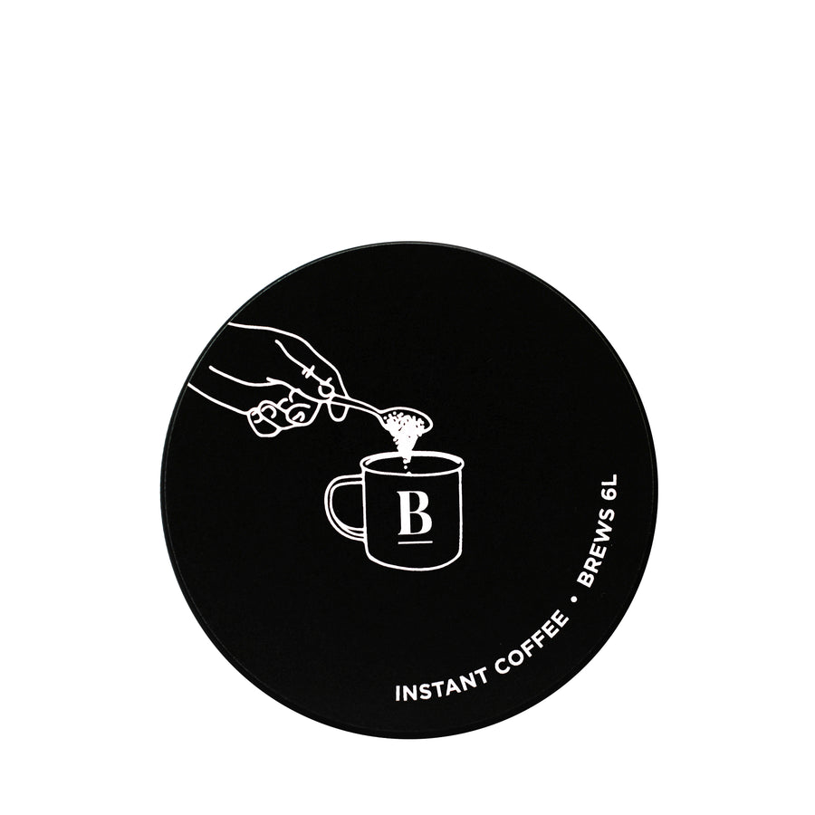 Large Blackboard Instant Specialty Coffee