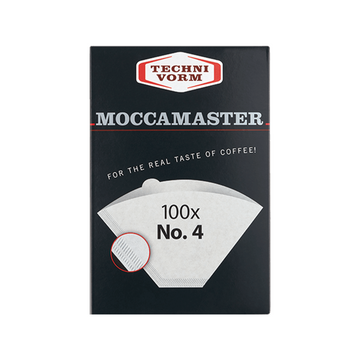 Moccamaster 1.25L Filter Papers