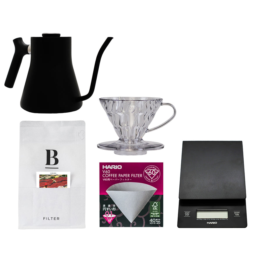 The Complete Pour Over Kit