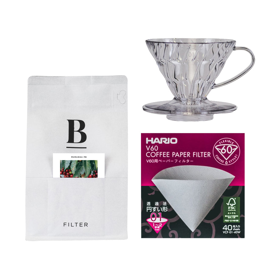 The Essential Pour Over Kit