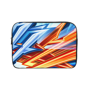 King Zoom ZigZag Laptop Sleeve