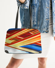 Load image into Gallery viewer, King Zoom ZigZag Shoulder Bag