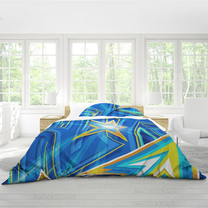 Starshine King Duvet Cover Set