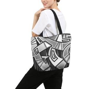 ZOOM XTC Canvas Zip Tote