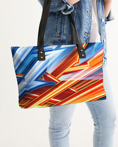 King Zoom ZigZag Stylish Tote