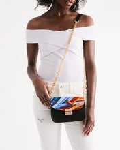 Load image into Gallery viewer, King Zoom ZigZag Small Shoulder Bag