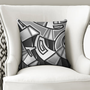 "ZOOM XTC Throw Pillow Case 16""x16"""