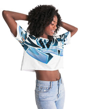 Load image into Gallery viewer, Wildstyle Decade Women's Lounge Cropped Tee
