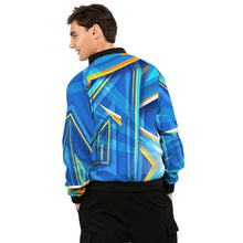Load image into Gallery viewer, Starshine Men's Bomber Jacket