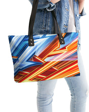 Load image into Gallery viewer, King Zoom ZigZag Stylish Tote