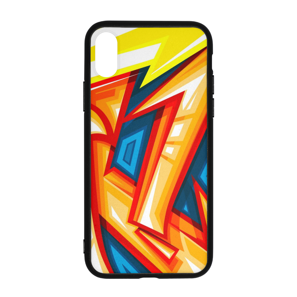 Zoom FIre iPhone X Case