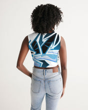 Load image into Gallery viewer, Wildstyle Decade Women's Twist-Front Tank