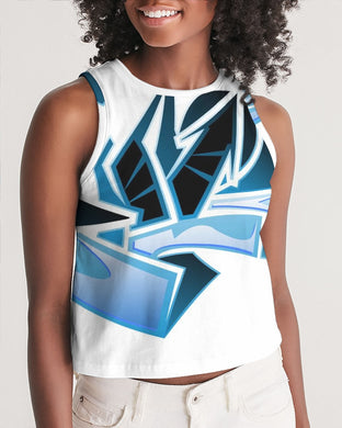 Wildstyle Decade Women's Cropped Tank
