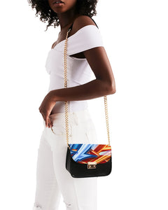 King Zoom ZigZag Small Shoulder Bag