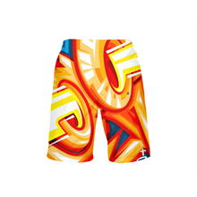 Load image into Gallery viewer, Zoom FIre Boy's Swim Trunk