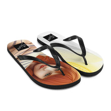 Load image into Gallery viewer, Daily Shine: Angel : Flip-Flops