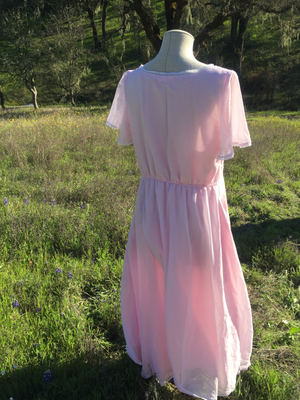 Abigail dress ♡Rose Pink♡