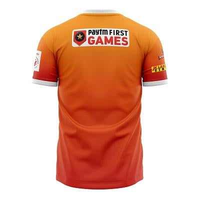 FC Goa Home Jersey: Player Edition Replica Youth